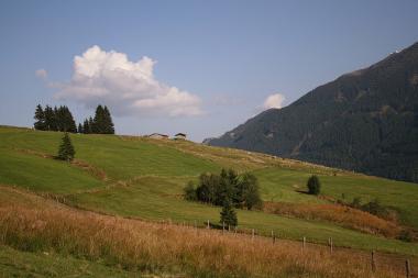 Saalbach Hinterglemm v Rakousku