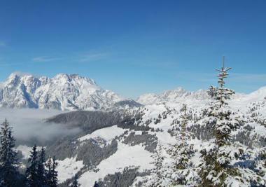 Krajina oblasti Saalbach - Hinterglemm