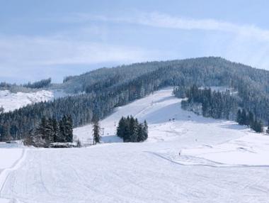 Zimní oblast Saalbach Hinterglemm