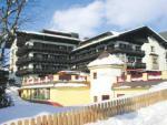 Rakouský hotel Alpin - Resort Reiterhof v zimě