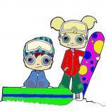 Lyžařské a snowboardové školy