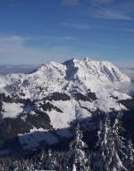 Saalbach - zimní krajina